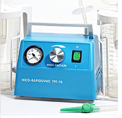 Отсос медицинский HICO-RAPIDOVAC, Hirtz & Co. KG, Германия.